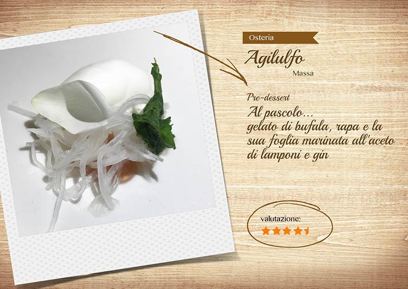 Osteria Agilulfo - predessert