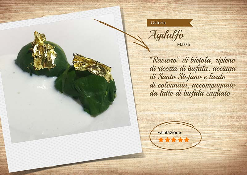 Osteria Agilulfo - ravioro