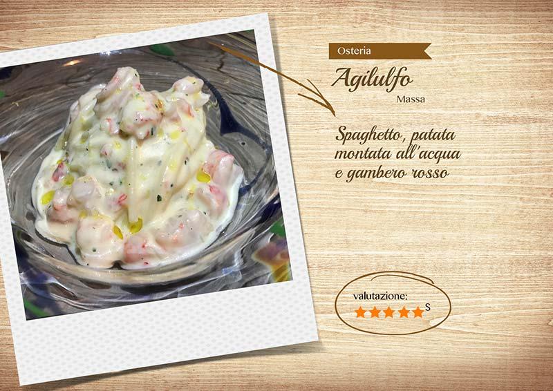 Osteria Agilulfo - spaghetto