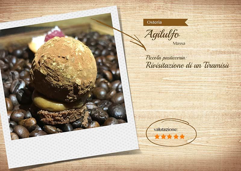 Osteria Agilulfo - tiramisu