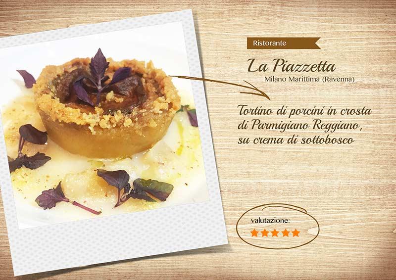 Ristorante La Piazzetta - tortino-sito