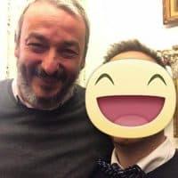 Con lo chef Andrea Campani
