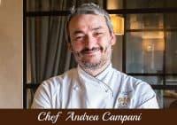 Vita da Chef Andrea Campani - copertina