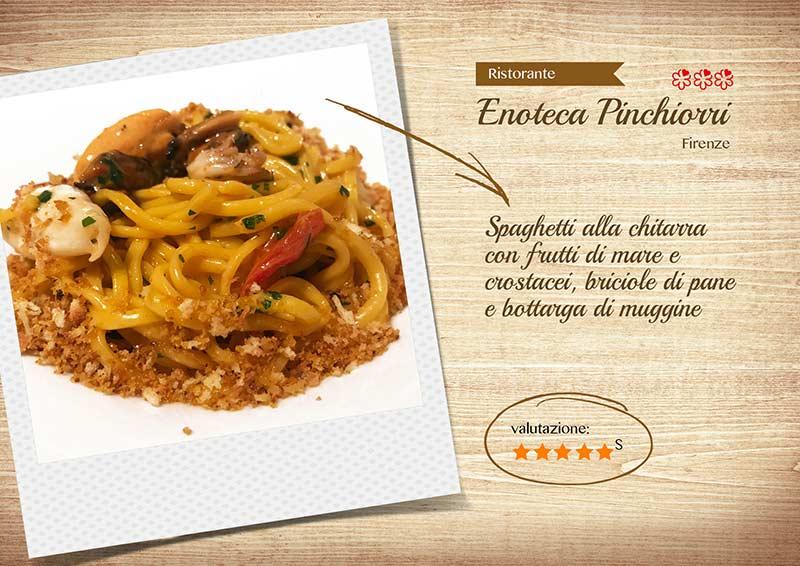 Enoteca Pinchiorri - spaghetti-sito
