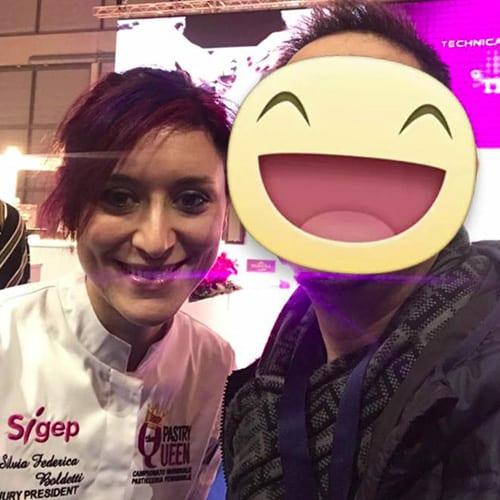 Silvia Federica Boldetti- vincitrice Pastry Queen 2016
