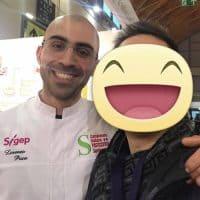 Il Pasticciere Lorenzo Puca, campione della pasticceria italiana seniores 2018 e finalista del reality il più grande pasticciere 2015