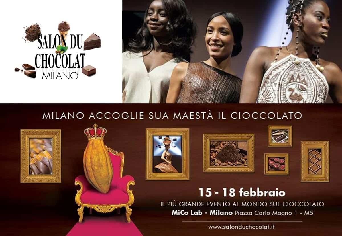 Salon du Chocolat 2018