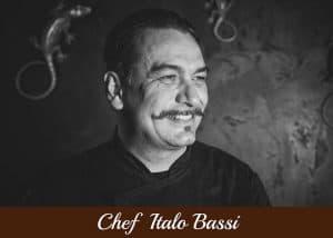 Vita da Chef - copertina Bassi