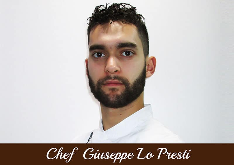 Vita da Chef - copertina Lopresti