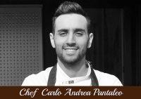 Vita da Chef - copertina Carlo Andrea Pantaleo