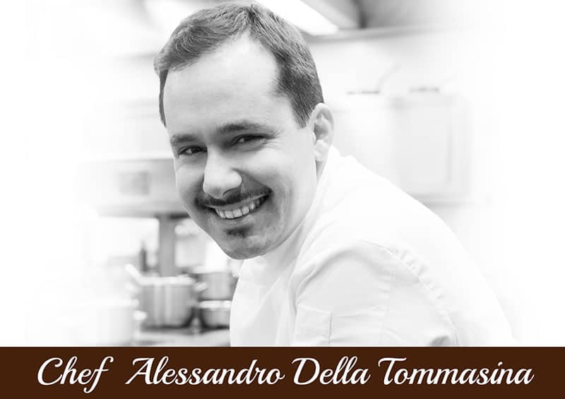 Vita da Chef - copertina Alessandro dalla Tommasina