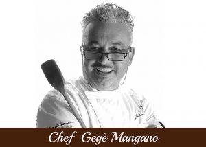 Vita da chef - copertina - Gegè mangano