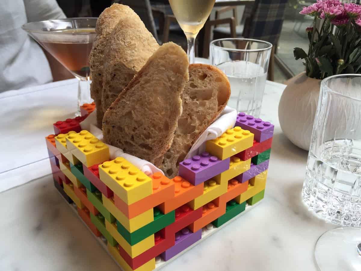 Pane e Lego