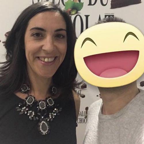 Con Anna Prandoni giornalista e dal 2018 direttrice di Italian Gourmet