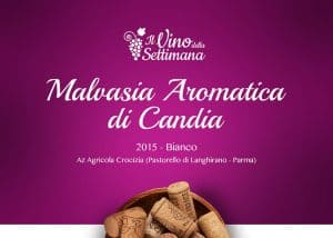 Copertina- Rubrica vino - Malvasia Aromatica'