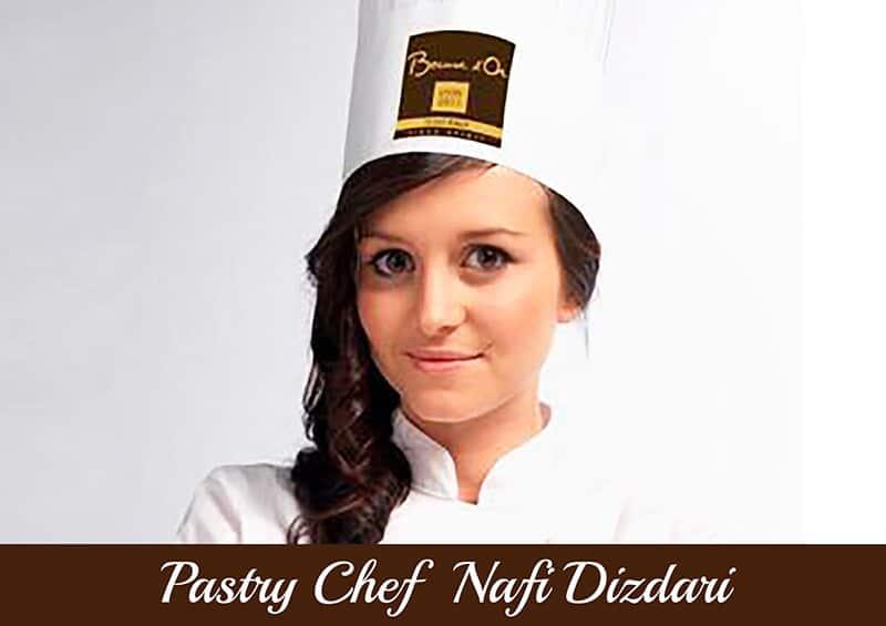 Vita da chef - copertina dizdari