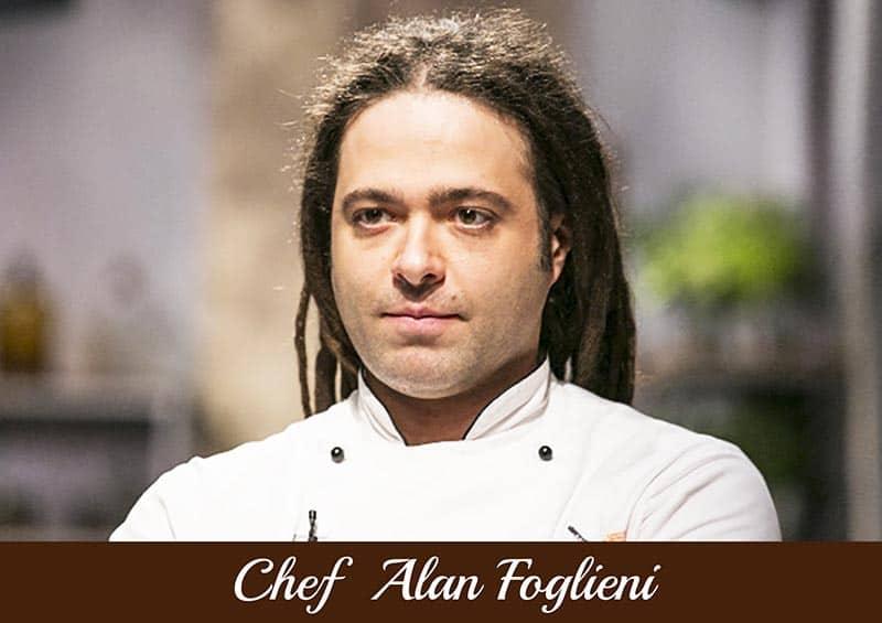 Vita da chef - copertina foglieni