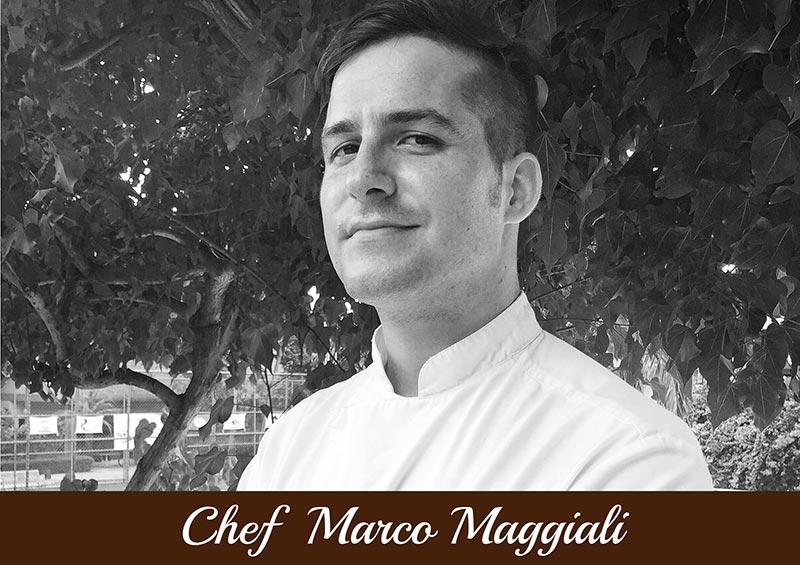 Vita da chef - copertina maggiali