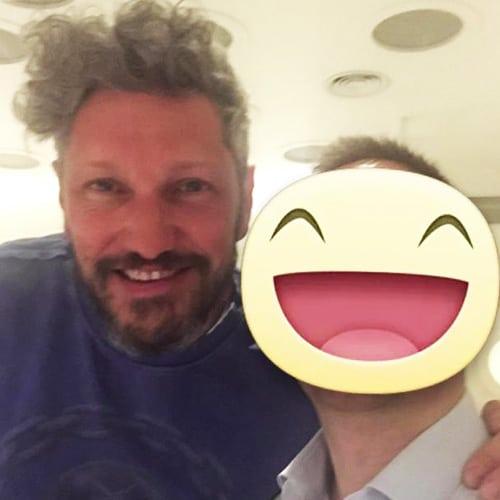 Con Omar Fantini, comico e personaggio televisivo di Colorado Caffè, Zelig Off e House of Gag sul canale digitale Cielo.