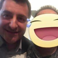 "Con lo Chef Internazionale Josep Roca del Ristorante ""El Celler de Can Roca"" 3 Stelle Michelin"