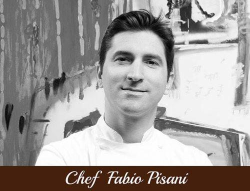 Chef Fabio Pisani