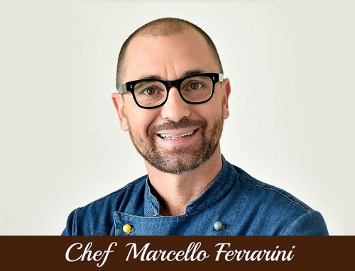 Chef Marcello Ferrarini