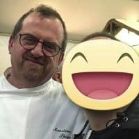 Lo chef Massimo Spigaroli - 1 Stella Michelin (Antica Corte Pallavicina)