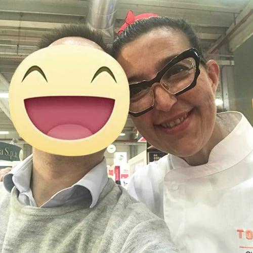 Chef Cinzia Fumagalli, concorrente TOPCHEF 2017 e vincitrice del Reality TOPCHEFCUP