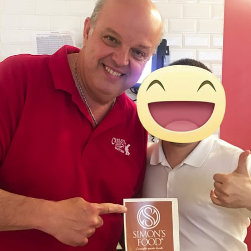 Con il grande Mauro Castano, cognato e braccio destro di Buddy Valastro alias Cake's Boss (il Boss delle Torte) a Hoboken nel New Jersey (NY)