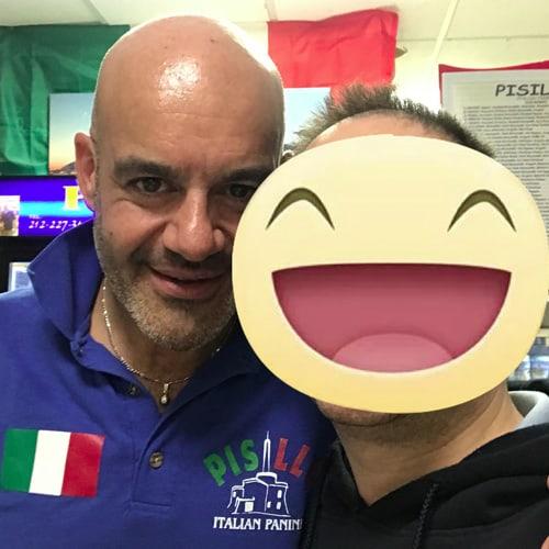 """Con Carmelo Pisiillo titolare di """"pisillo italian panini"""", la realtà italiana a New York vicino wall street"""