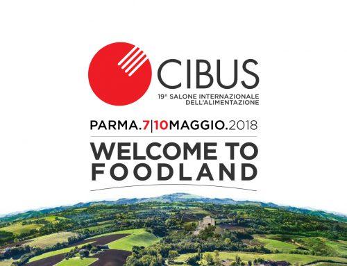 19° Salone Internazionale dell'alimentazione. CIBUS 2018