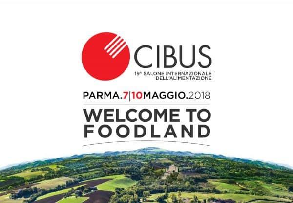 Cibus 2018 a Parma