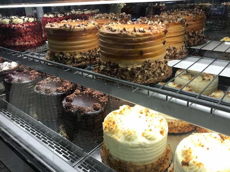 Carlos' Bakery - Foto torte cioccolato