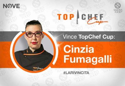 TOPCHEFCUP: Vince Cinzia Fumagalli