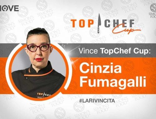Il vincitore di Top Chef Cup 2018 è la pungente Cinzia Fumagalli