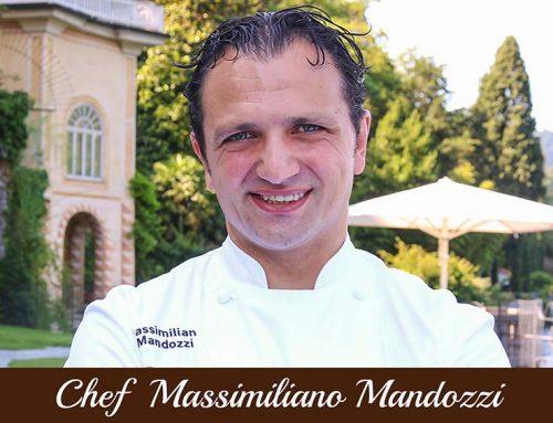 Chef Massimiliano Mandozzi