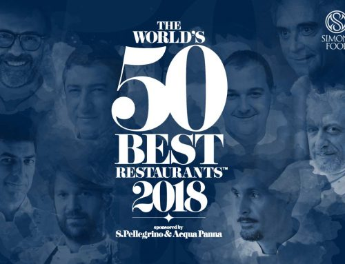 World's 50 best restaurants 2018