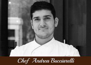 Vita da Chef - copertina Bucciarelli