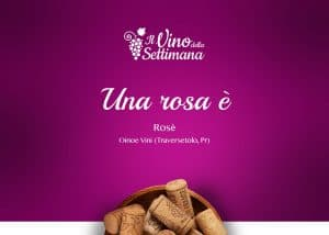 OINOE Vini-Una rosa e Rose-copertina