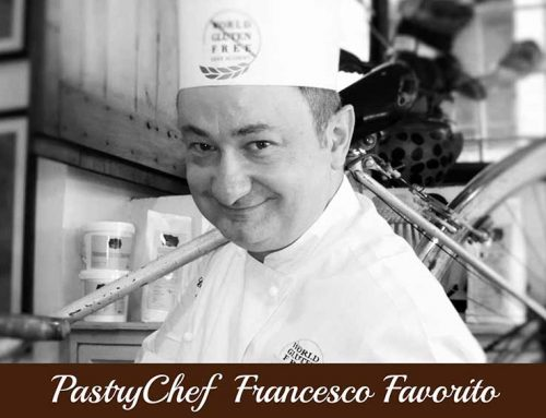 Pastry Chef Francesco Favorito