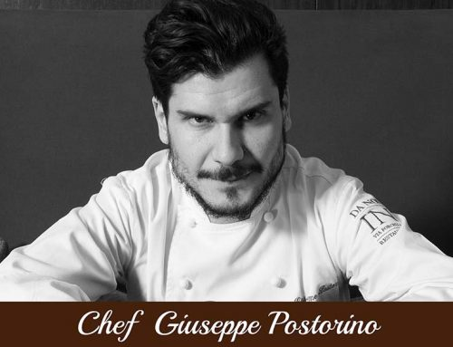 Chef Giuseppe Postorino