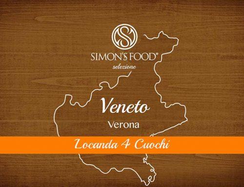 Locanda 4 Cuochi, Verona