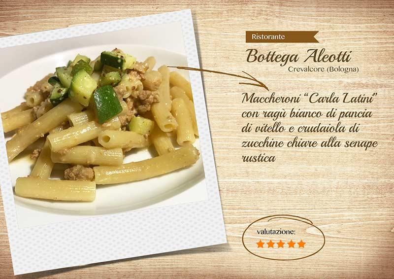 maccheroni - Bottega Aleotti