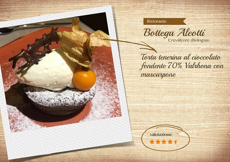 torta tenerina - Bottega Aleotti