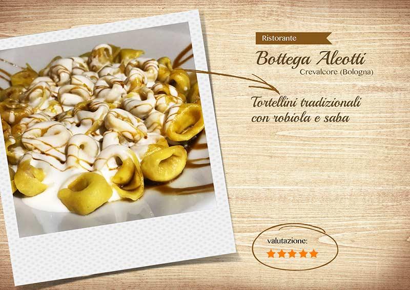 tortellini - Bottega Aleotti