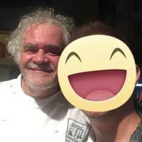 """Chef Gianni D'Amato - 2 stelle Michelin (2004) """"Il Rigoletto"""" a Reggiolo"""
