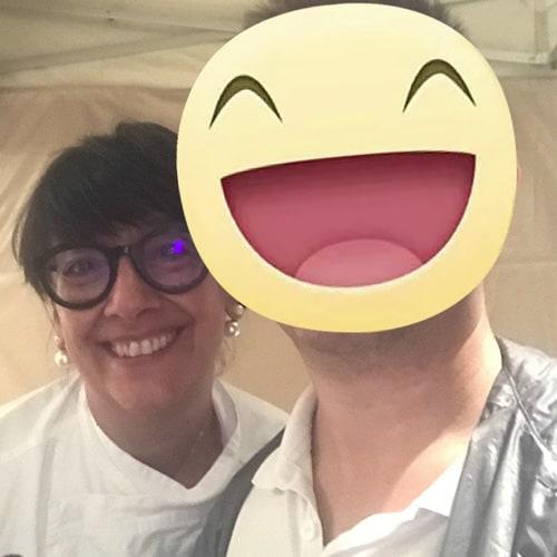 Chef Isa Mazzocchi - 1 stella Michelin - Ristorante La Palta (Piacenza)
