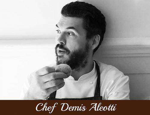 Chef Demis Aleotti