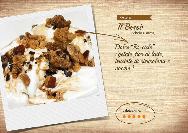 Osteria Il Berso, Enzano di Sorbolo (PR)
