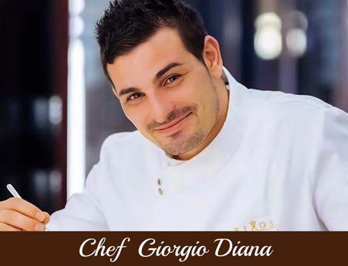 Chef Giorgio Diana